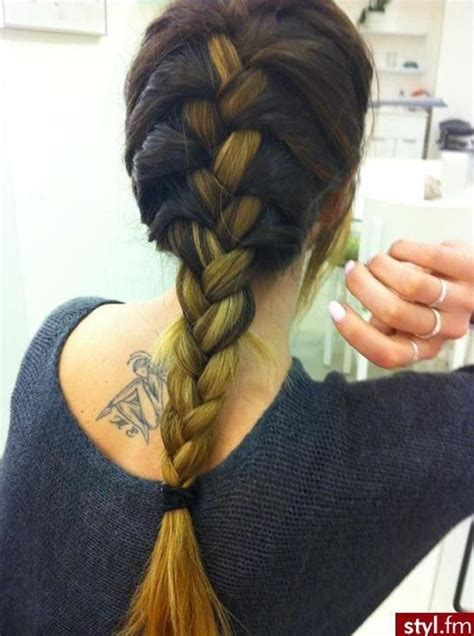 braids for ombre hair 16 fabulous braided hairstyles for girls pretty designs