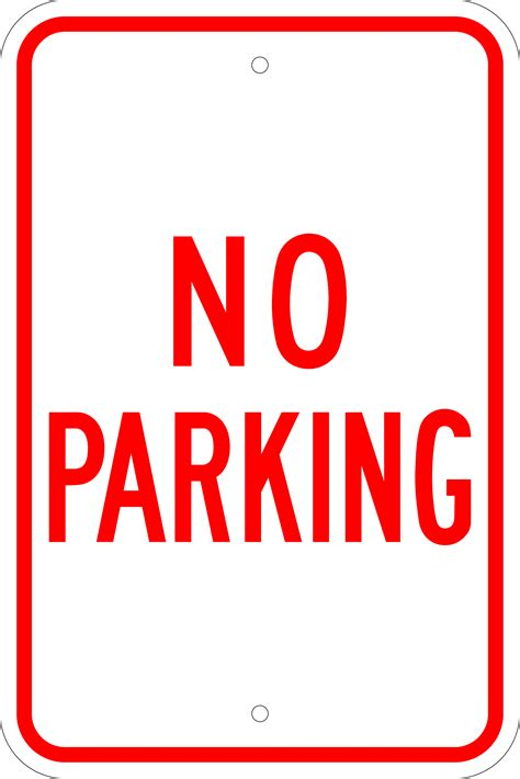 no parking signs template no parking quotes quotesgram