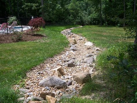 dry river bed dry river bed gardening pinterest