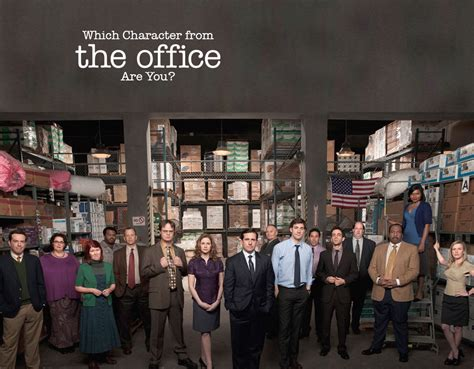 Office Character Quiz by Which Character From The Office Are You Quiz Zimbio