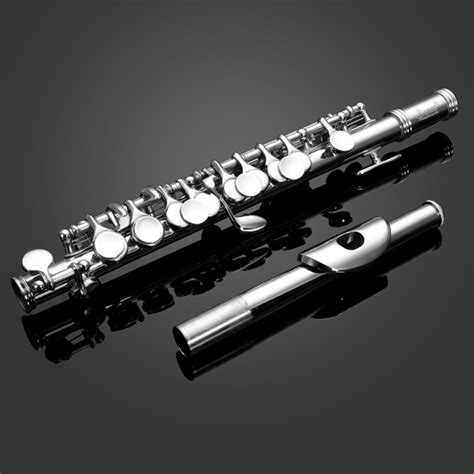 costruire lade led buy lade silver plated c piccolo flute with