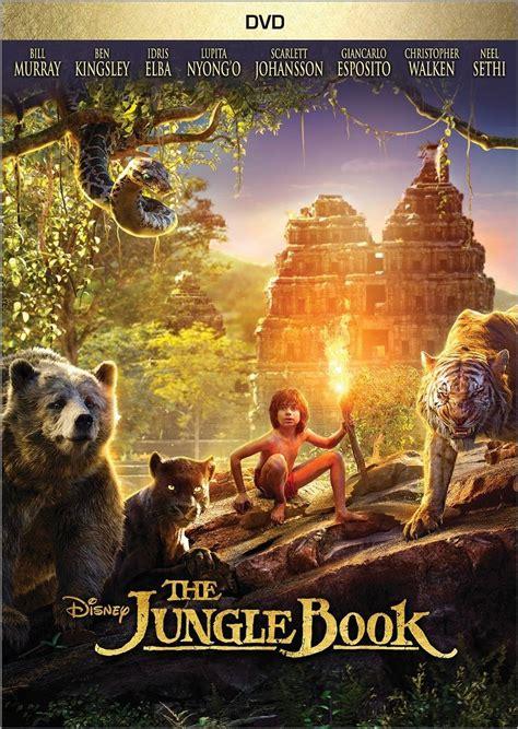 jungle book dvd release date august