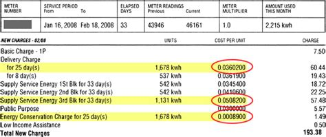 electricity cost formula efundies electronics