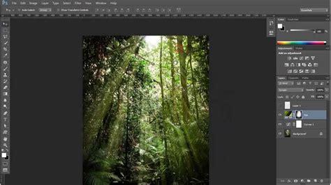 tutorial efek wpap dengan photoshop membuat efek ray of light dengan gradient di adobe