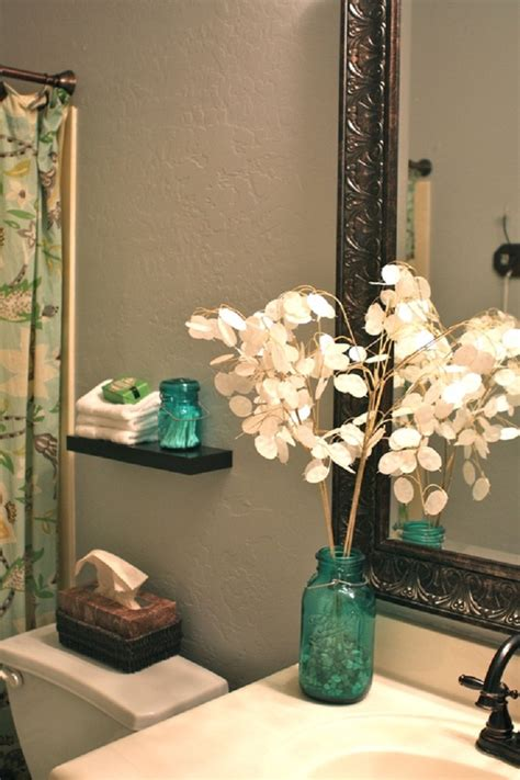 diy decorating ideas for bathrooms 7 diy practical and decorative bathroom ideas