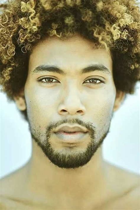 afro men brown highlights 10 best mens hair color mens hairstyles 2018