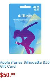 Itunes Gift Card Cash Back - 50 itunes gift card low as 36 80 after cash back walmart ships free 4 6 only