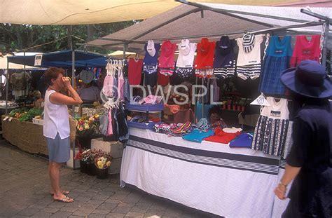 Children S Clothing Stall At The Eumundi Markets