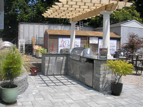 Prefabricated Kitchen Islands by Exterior Stunning Prefabricated Outdoor Kitchen Islands