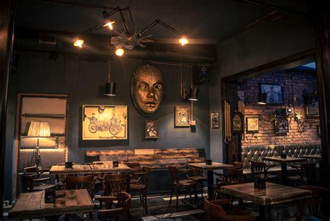 pub room steunk joben bistro pub inspired by jules verne s