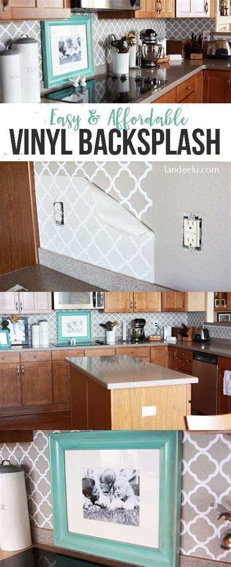 best ideas about removable backsplash pinterest easy new bliss stainless linear mosaic