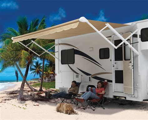 rv patio awning carefree awning
