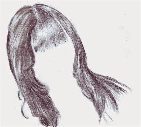 desenho cabelo como desenhar cabelo liso arte v 237 cio