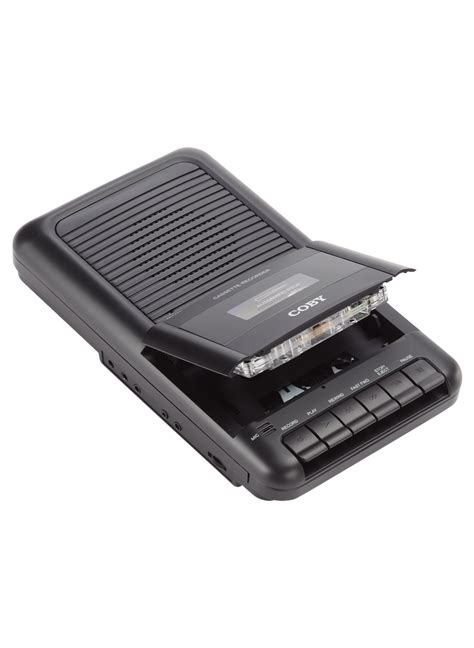 cassette players portable cassette player recorder drleonards