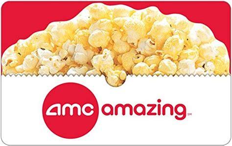Movie Gift Card Deals - slick deals amc gift card