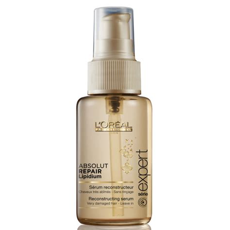 L Repair by L Oreal Professionnel Absolut Repair Lipidium Serum 50ml