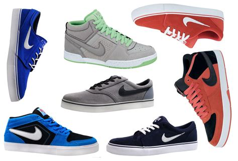 nike shoes styles from nike skateboarding extremepie