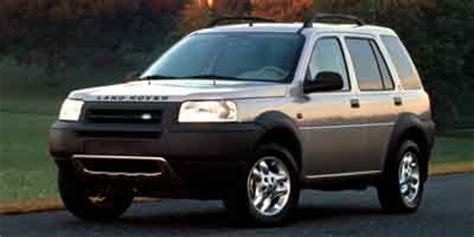 2002 land rover freelander pricing ratings reviews kelley blue book 2002 land rover freelander review ratings specs prices and photos the car connection