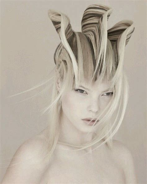 hair cut styles like the aline 131 best futuristic hair images on pinterest cabello de