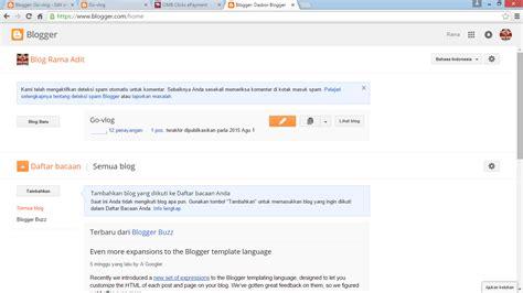 cara buat website sendiri lewat hp cara buat blog sendiri hasrulhassancom go vlog cara