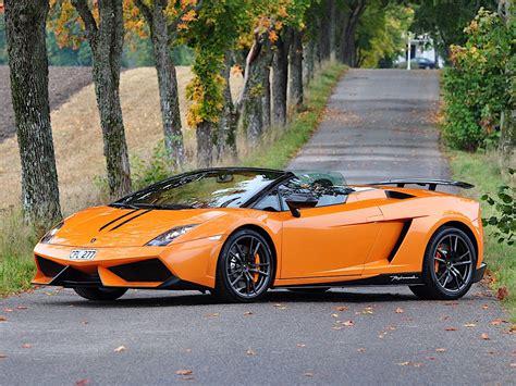 Lamborghini Gallardo Performante Lamborghini Gallardo Lp 570 4 Spyder Performante 2010