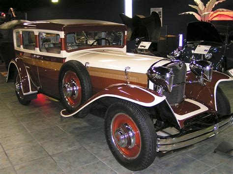 Auto Mobilen by Ruxton Automobile
