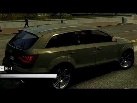 San Francisco Audi by Driver San Francisco Audi Q7 Test Drive