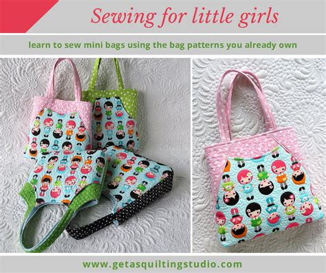 the pattern sourcebook mini how to sew mini bags using the patterns you already own geta s quilting studio