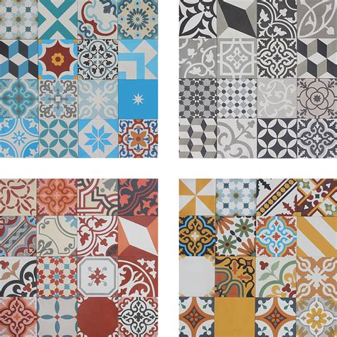 Patchwork Store - top 15 patchwork tile backsplash designs for kitchen