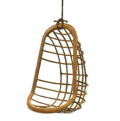 sillas colgantes de mimbre sillas colgantes c 243 mo crear un factor wow en casa