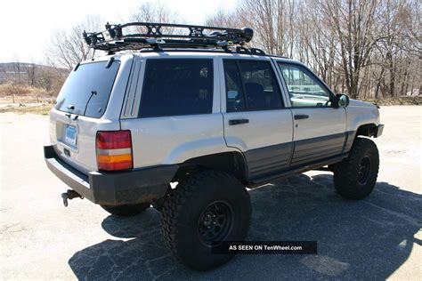 1996 Jeep Grand Road Parts 1996 Jeep Grand Laredo Lifted With Atlas 2