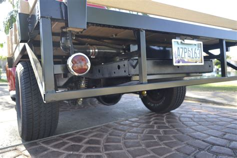 cers for truck beds 1948 ford f1 stake bed pickup truck custom street hot rod