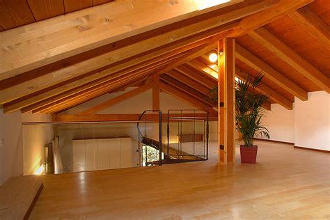 in legno tetto in legno lamellare valdostana tetti il tetto a