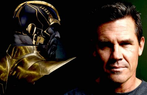actors who could play thanos celluloid and cigarette burns josh brolin will voice