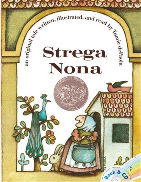 strega nona s magic lessons a strega nona book books childrens book review of strega nona by tomie depaola