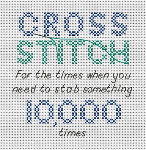 cross stitch pattern free quotes funny cross stitch funny quote subversive humour cross