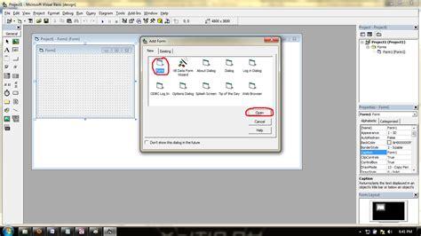 membuat form login sederhana dengan vb cara membuat form login sederhana pada vb 6 0 ode s blog