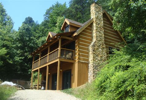 Hocking Hill Cabin by Hemlock Log Cabins Hocking Cottages And Cabins