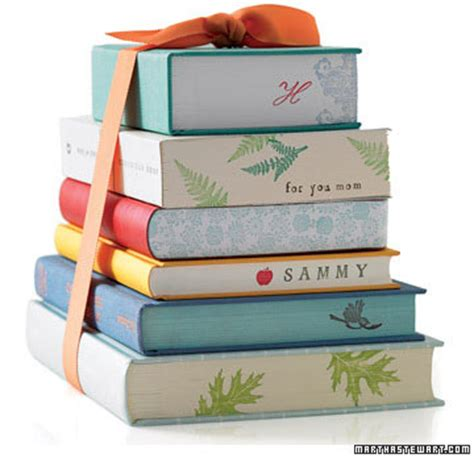 books as gifts novel reaction