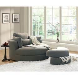 costco swivel chair turner grey cuddler swivel chair with storage ottoman