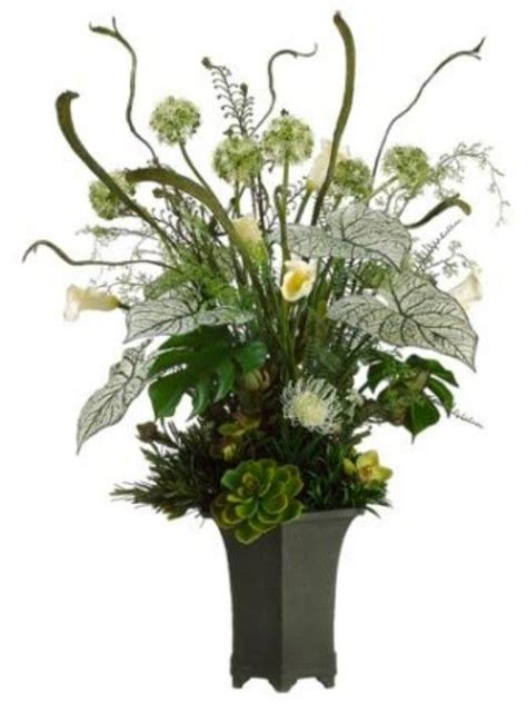 large floral centerpieces best 25 large flower arrangements ideas on