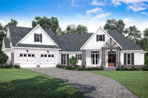 large farmhouse plans farmhouse style house plan 3 beds 2 50 baths 2534 sq ft plan 430 166