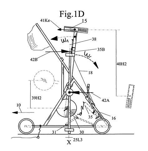 diagram of a trebuchet catapult labeled pictures to pin on pinsdaddy
