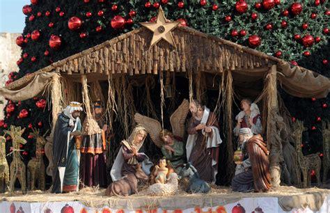imagenes del lugar de nacimiento de jesus belenes en todo el mundo para celebrar la navidad