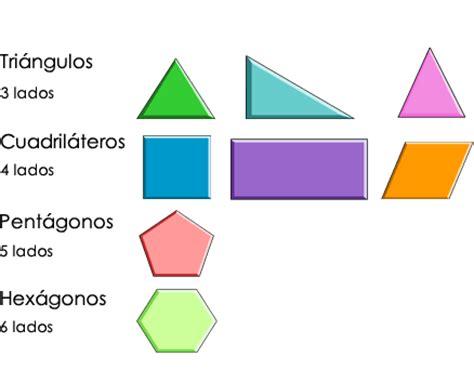 figuras geometricas con nombres y caracteristicas huevokids