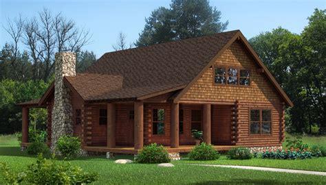 Chestnut Log Cabin by Chestnut Plans Information Southland Log Homes