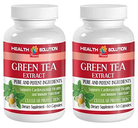 Green Tea Extract Detox by Best 25 Green Tea Capsules Ideas On Green Tea