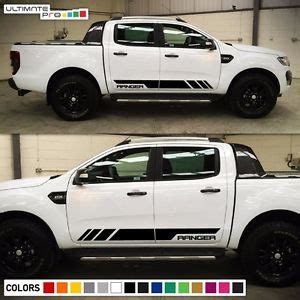 decal sticker stripe kit for ford ranger t6 2011 2017