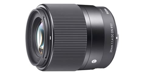 Sigma 30mm F 1 4 Dc Dn Contemporary Lensa Kamera For Sony E Sigma sigma 30mm f 1 4 dc dn contemporary sony e mount lens
