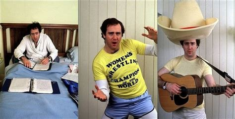 andy kaufman on the moon song by r e m memoir in a melody r e m s ode to andy kaufman in